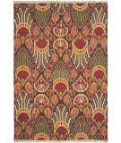 Safavieh Sumak SUM438A Red / Green Area Rug