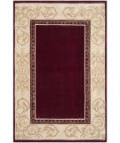 Safavieh Total Performance Tlp727a Burgundy - Ivory Area Rug