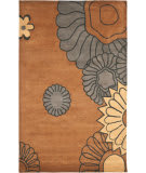 Safavieh Soho SOH855A Brown - Multi Area Rug