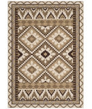 Safavieh Veranda VER096-0215 Creme / Brown Area Rug