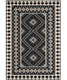 Safavieh Veranda VER099-0421 Black / Creme Area Rug