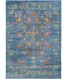 Safavieh Valencia VAL108M Blue - Multi Area Rug