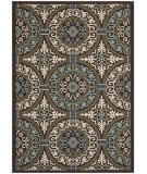 Safavieh Veranda Ver055 Chocolate - Cream Area Rug