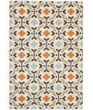 Safavieh Veranda Ver080 Cream - Terracotta Area Rug