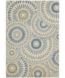 Safavieh Veranda Ver091-614 Cream / Green Area Rug