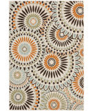 Safavieh Veranda Ver091 Cream - Chocolate Area Rug