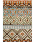 Safavieh Veranda Ver097-745 Green / Terracotta Area Rug