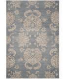Safavieh Vintage Vtg578l Light Blue - Ivory Area Rug