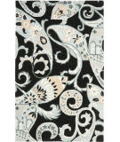 Safavieh Wyndham Wyd377a Black / Multi Area Rug