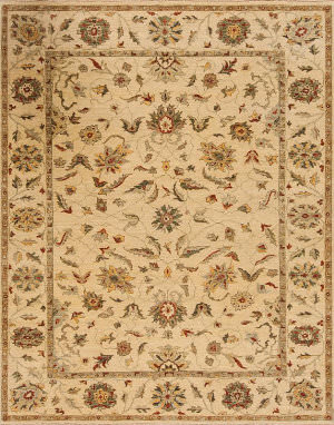 Samad Essence Laurel Cream - Cream Area Rug