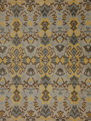 Samad Jazz Vp-4 Yellow Yellow Area Rug