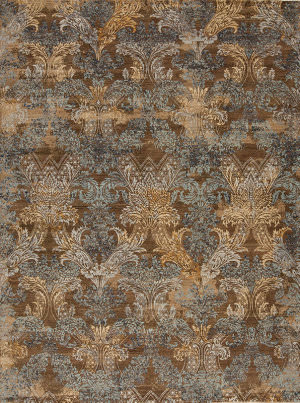 Samad Tres Jolie Collette Bronze Area Rug