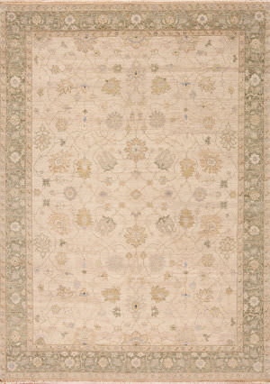 Samad Caribbean Breeze Martinique Ivory - Sage Area Rug