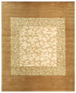 Samad Presidential Cleveland Fawn Area Rug