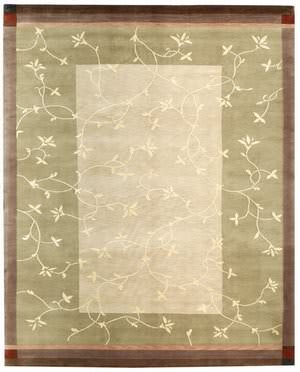 Samad Presidential Johnson Beige Area Rug