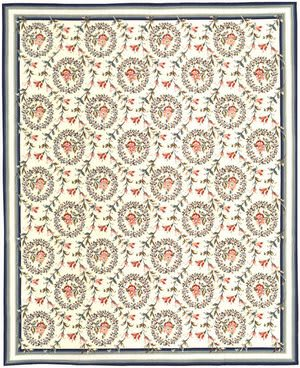 Samad Highland Needleworks Sinclair  Area Rug