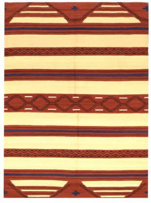 Samad Navajo TS-19 Ivory Area Rug