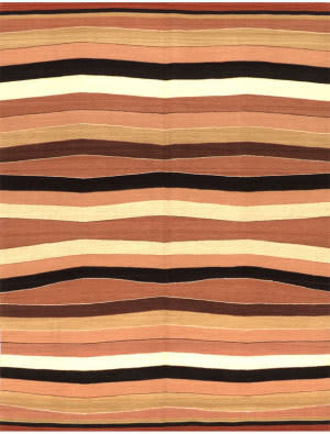 Samad Navajo TS-25 Orange Area Rug