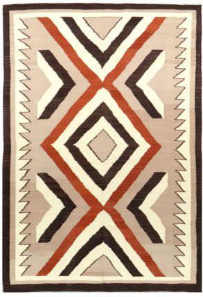 Samad Navajo TS-6  Area Rug