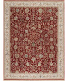 Samad Cote D'azure Monte Carlo Red - Beige Area Rug