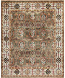 Samad Silver Screen Chevalier Sage - Bone Area Rug