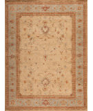 Samad International S-565 Gold - Light Blue Area Rug