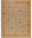 Samad Essence Dahlia Robin Egg Blue - Honey Area Rug