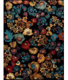 Samad Art Tec Fire Black Area Rug
