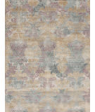 Samad Tres Jolie Collette Silver - Blue Area Rug