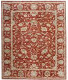 Samad Essence Bellflower Crimson - Crimson Area Rug