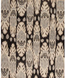 Samad Jazz Big Band Charcoal Area Rug