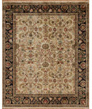 Samad British Raj 2000 Devon Ivory - Black Area Rug