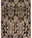 Samad Jazz Fusion Black Area Rug