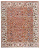 Samad Sovereign Palatine Soft Rose - Ivory Area Rug