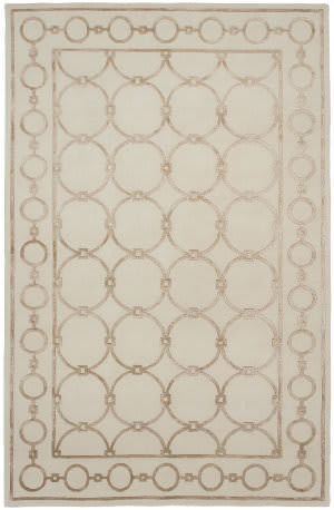 Shalom Brothers Broadway B-004a Ivory Area Rug