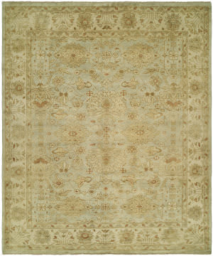 Shalom Brothers Oushak Ou-19 Antique Wash Finish Area Rug