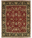 Shalom Brothers Royal Zeigler Rzm-Sl6 Red/Black Area Rug