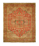 Shalom Brothers Jules Serapi Js-354 Antique Wash Finish Area Rug