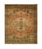 Shalom Brothers Jules Serapi Js-654 Antique Wash Finish Area Rug