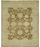 Shalom Brothers Oushak Ou-20 Antique Wash Finish Area Rug