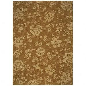 Shaw Modern Works Delphine Gold 15700 Area Rug