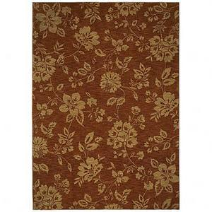Rugstudio Famous Maker 38211 Spice Area Rug