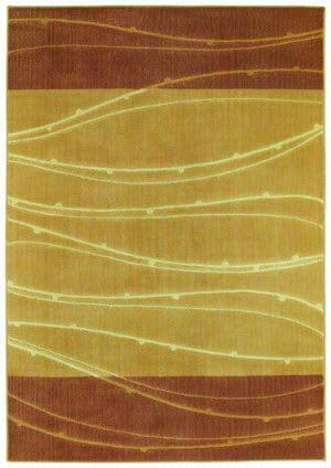 Shaw Reverie Sandbar Gold 28700 Area Rug