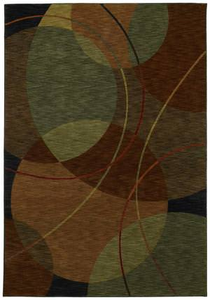 Rugstudio Famous Maker 38208 Navy Area Rug