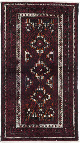 Solo Rugs Balouch 176425  Area Rug