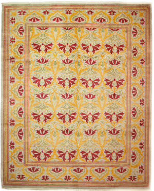 Solo Rugs Arts And Crafts  8'4'' x 10'2'' Rug