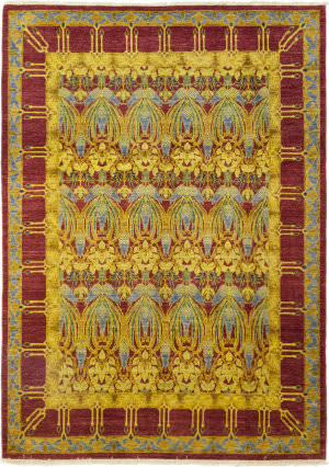 Solo Rugs Arts And Crafts  8'1'' x 10'2'' Rug