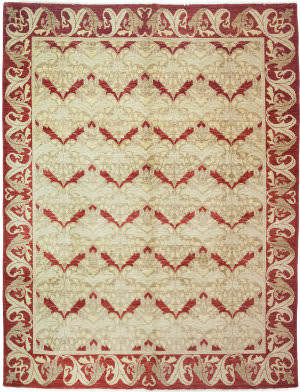 Solo Rugs Arts And Crafts 176228  Area Rug