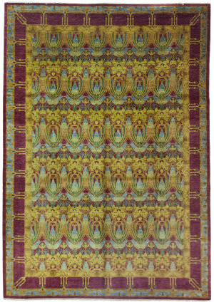 Solo Rugs Arts And Crafts 176230  Area Rug