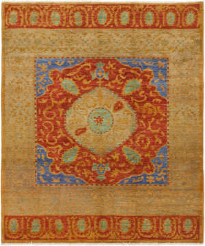 Solo Rugs Kaitag M1655-97  Area Rug